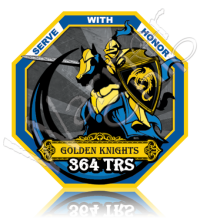 364 TRS Golden Knights 10925