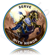 Serve with Honor 364 TRS  10938