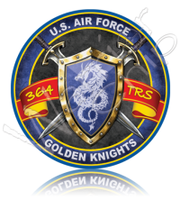 364 TRS Golden Knights 10938