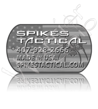 Spike's Tactical Challenge Coin 10712