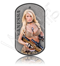 Tactical Girls Calender 11016