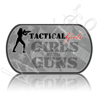 Tactical Girls Dog Tag 11016