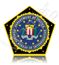 Federal Bureau of Investigation (FBI) 10768