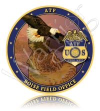 Alcohol, Tobacco, Firearms & Explosives (ATF) 10703