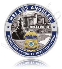 Homeland Security Investigations HSI Los Angeles 10936