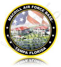 MacDill Air Force Base Central Command 10900
