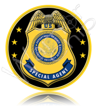 Diplomatic Security Service Special Agent 10915