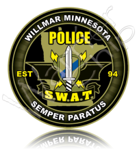 Willmar Minnesota SWAT 10922