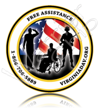 Disabled American Veterans Warrior Chip (DAV) 10785