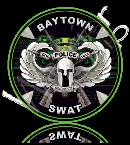 swat custom poker chips